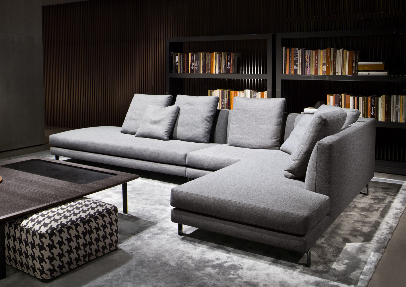 Sofas Modernos Italianos 20 Modish Minotti Sofas And Seating Systems