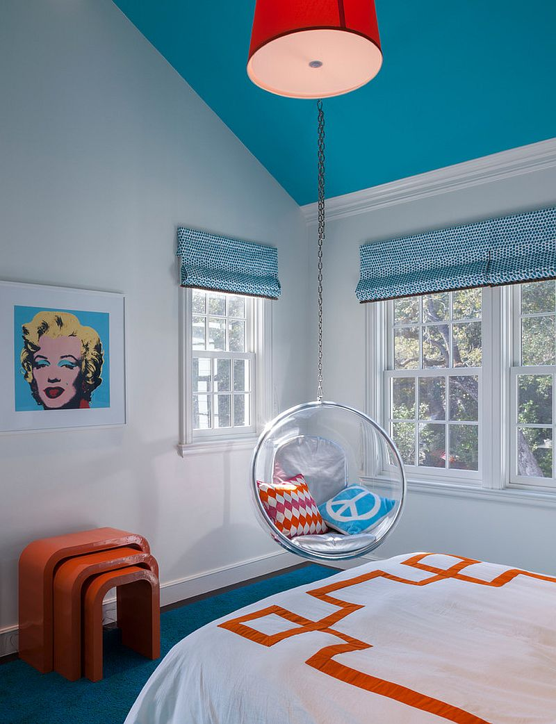 30 Trendy Ways To Add Color To The Contemporary Kids Bedroom