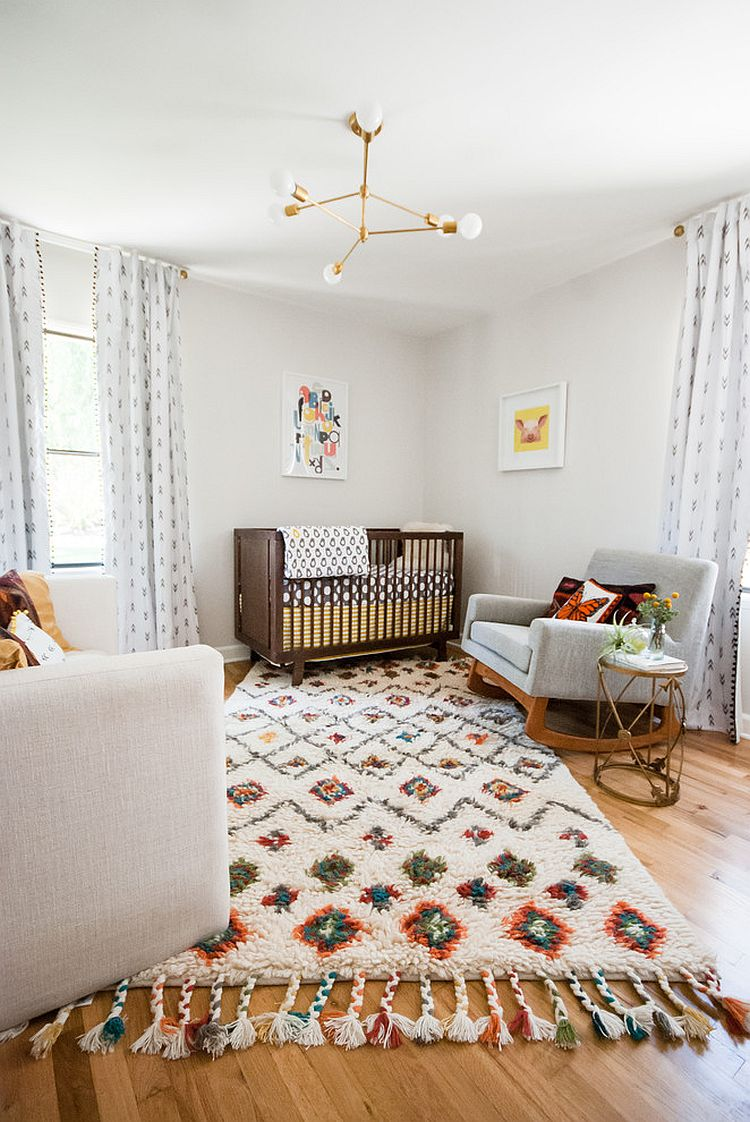 Cute Baby With Parents Wallpaper 25 Cute And Comfy Scandinavian Nursery Ideas