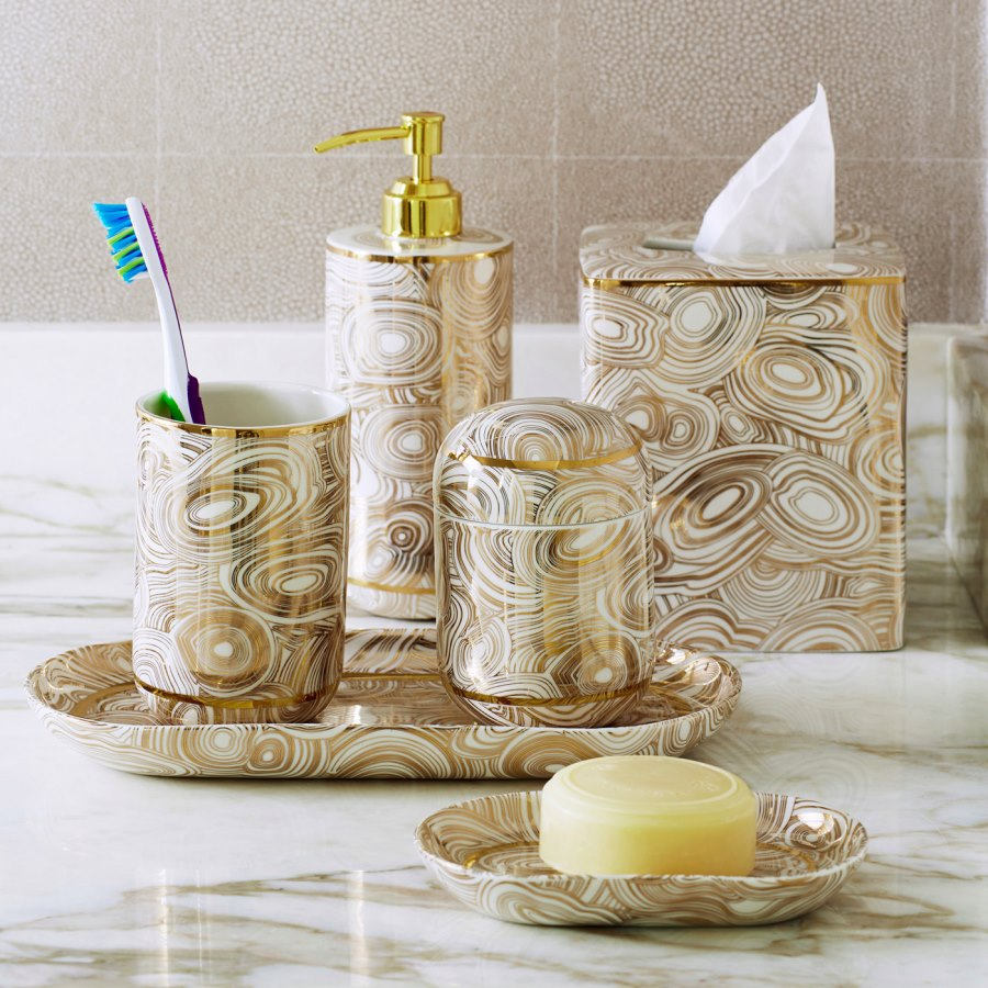 Bad Accessoires Set Design High-end Bathroom Accessories With Modern Style