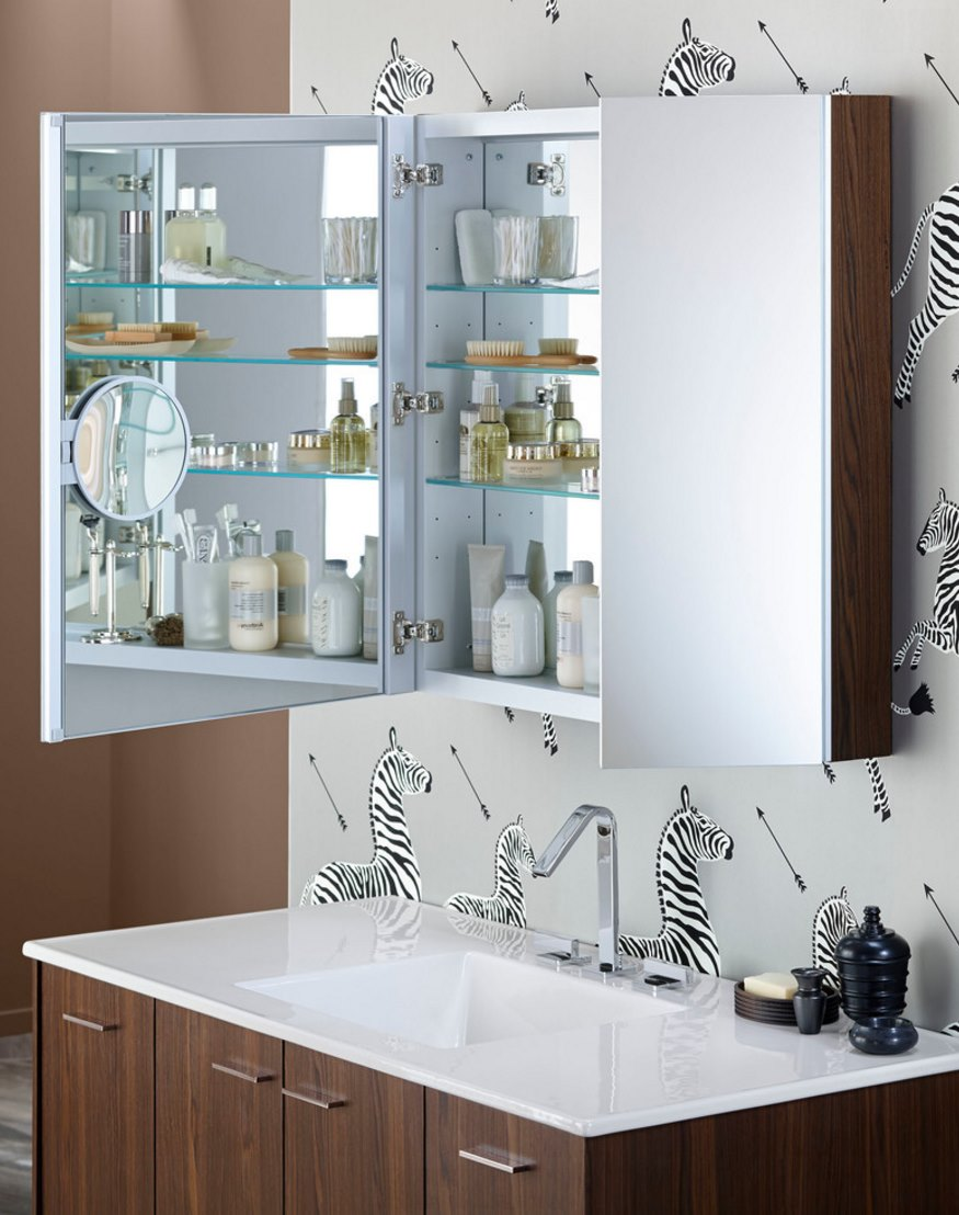 Medicine Cabinet Mirrors Stylish Design Ideas For Medicine Cabinets