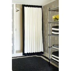 Small Crop Of Modern Shower Curtains