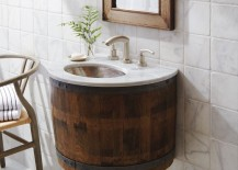 8 Stunning Uses For Old Wine Barrels