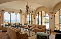 Luxurious Tuscan Style Malibu Villa by Paul Brant Williger ...