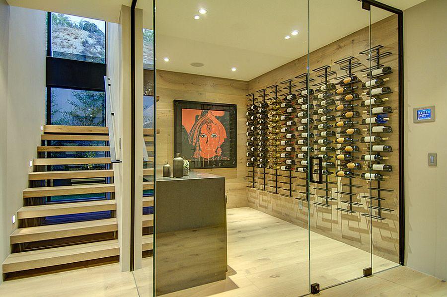 20 Eye Catching Under Stairs Wine Storage Ideas