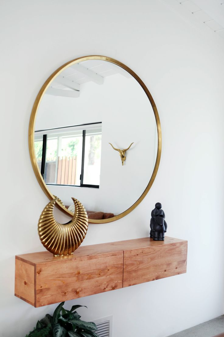 Decorative Mirror 18 Entryways With Captivating Mirrors