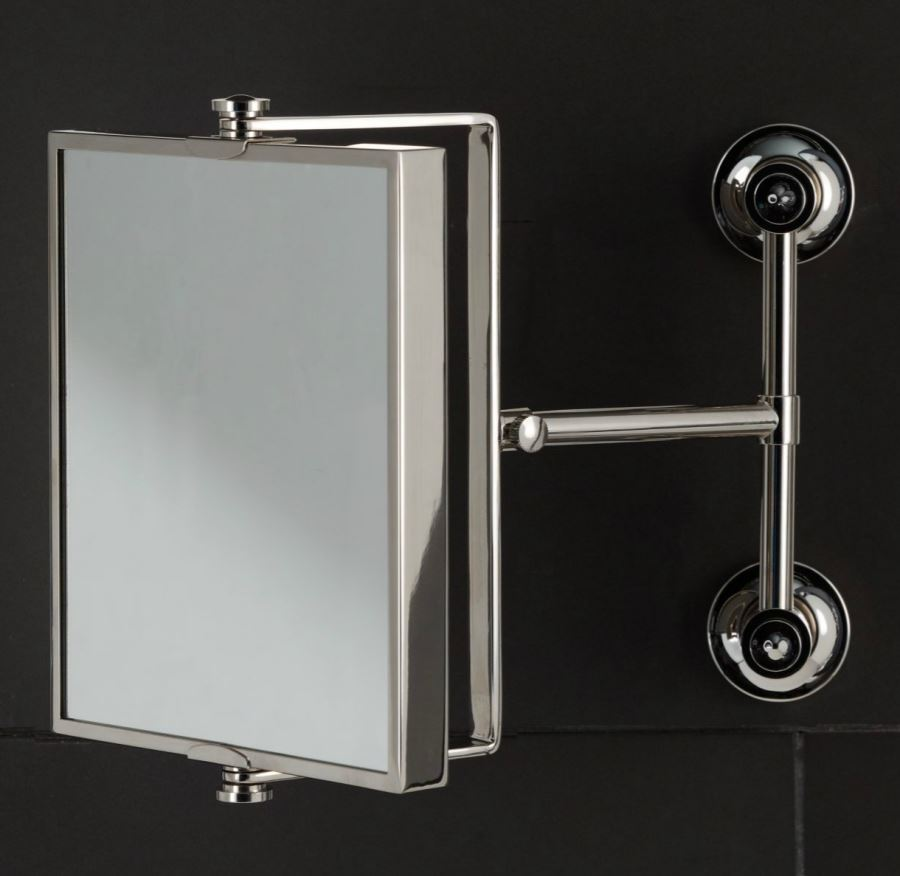 Bathroom Mirror Extension Arm Rectangular Extension Mirror From Restoration Hardware