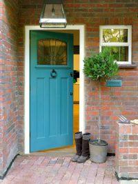 Paint the Front Door: 10 Helpful Tips