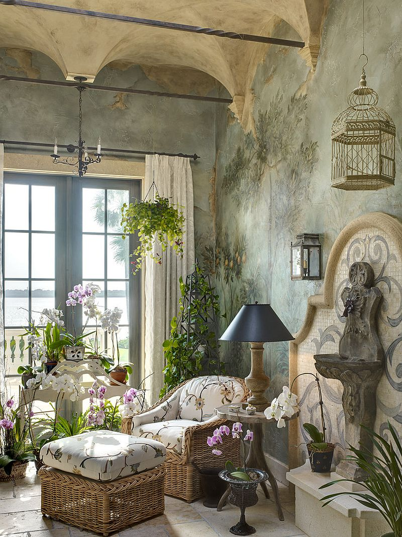 Decoration Interieur Maison Provencale Embracing Warmth: 25 Mediterranean-inspired Sunrooms For A
