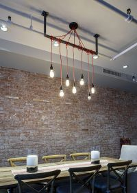 50 Bold and Inventive Dining Rooms with Brick Walls