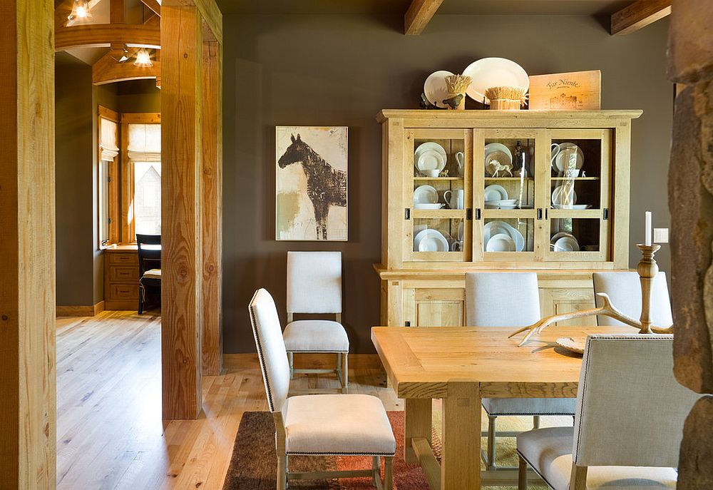 30 Delightful Dining Room Hutches and China Cabinets - living room hutch