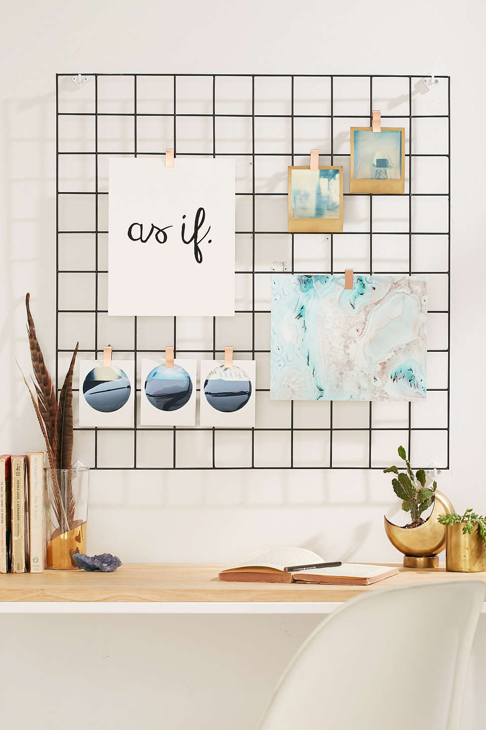 Wall Cubes Ikea Diy Cubicle Organization