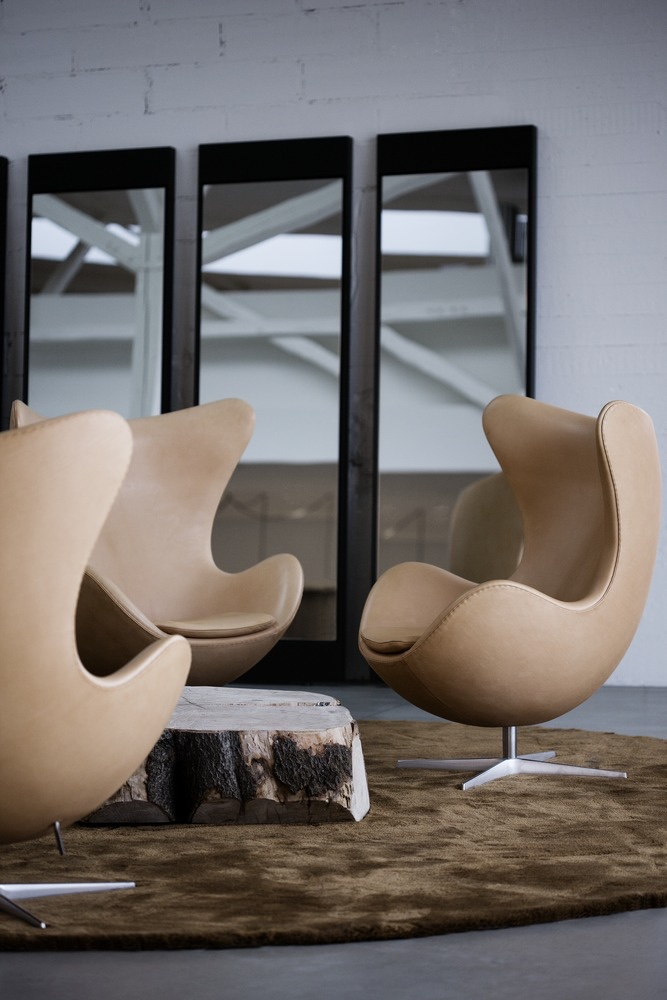 Egg Sessel Design Icon: The Egg™ Chair