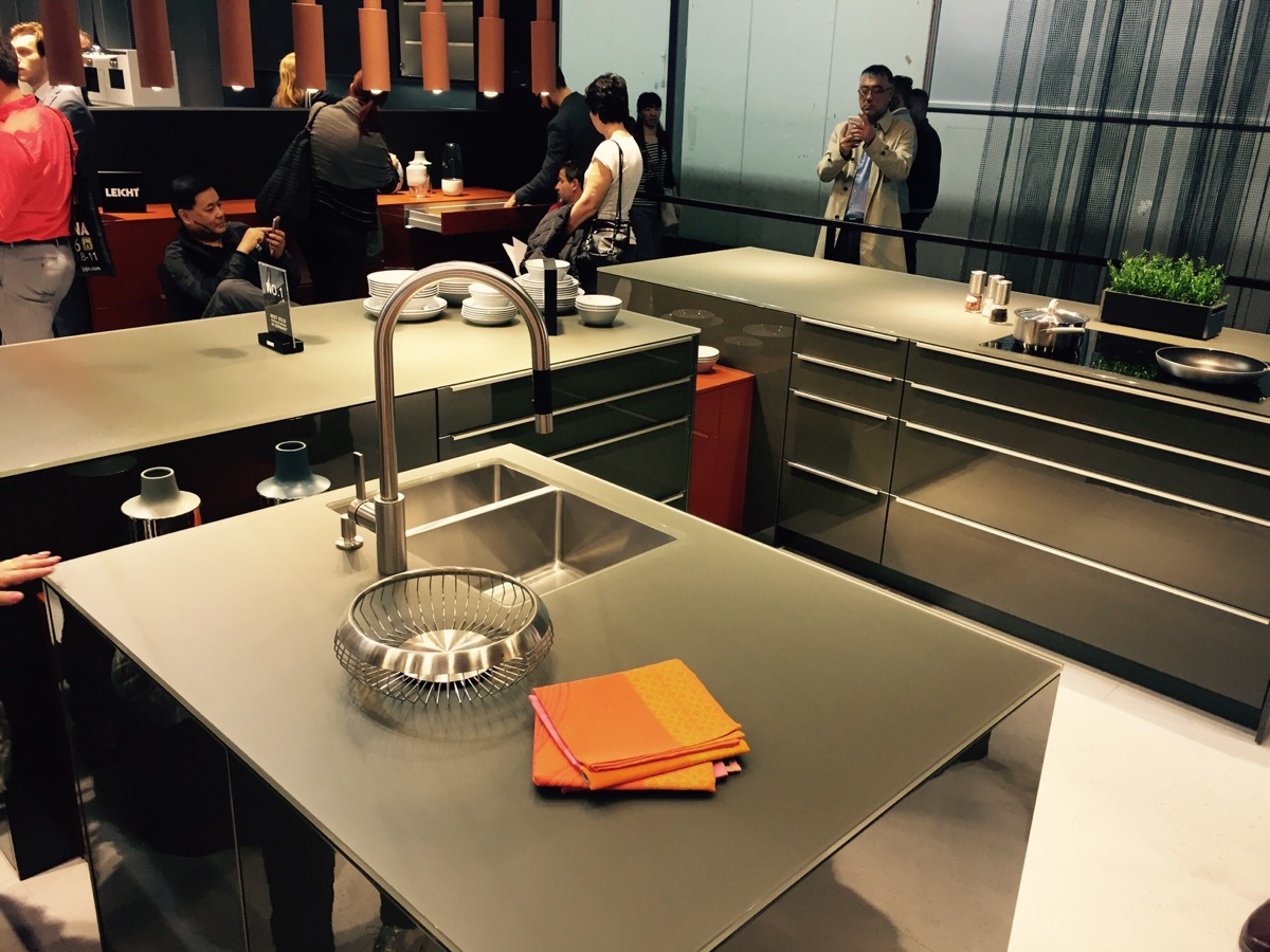 Salon Design Milan Live Eurocucina 2016 Highlights Salone Del Mobile