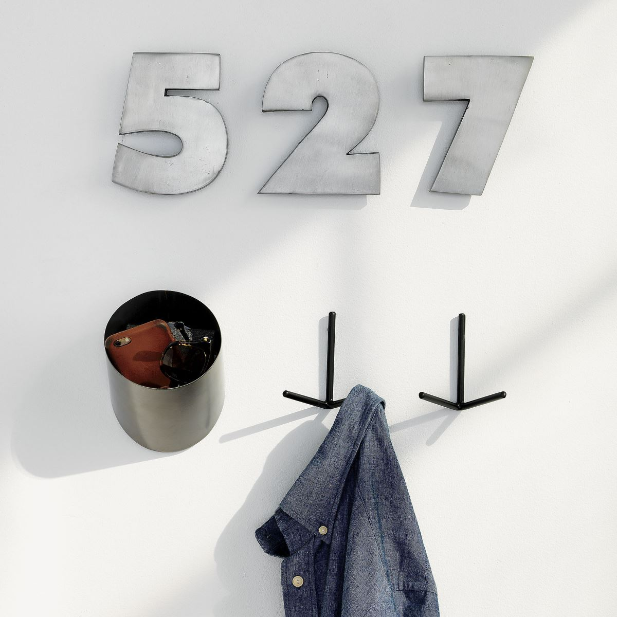 Black Wall Hooks 20 Modern Wall Hook Designs