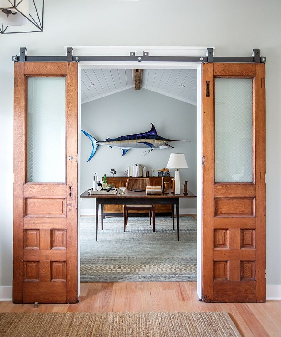 Barn Doors For Homes 20 Home Offices With Sliding Barn Doors