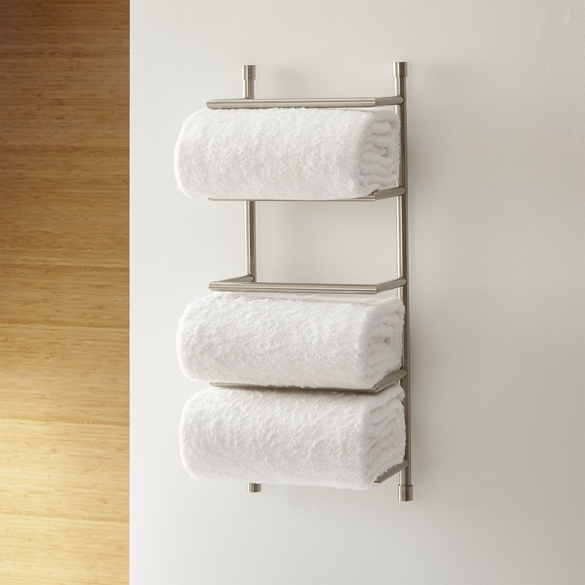 Bathroom Towel Holder 20 Tips For An Organized Bathroom