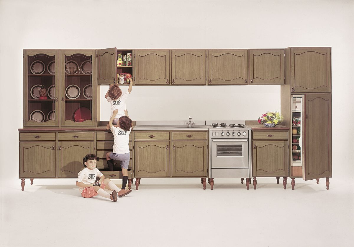 Cucina Snaidero Old America 70 Years Of Snaidero A Global Icon Of Italian Kitchen Design