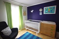 Creative Ideas for Your Nursery Accent Wall