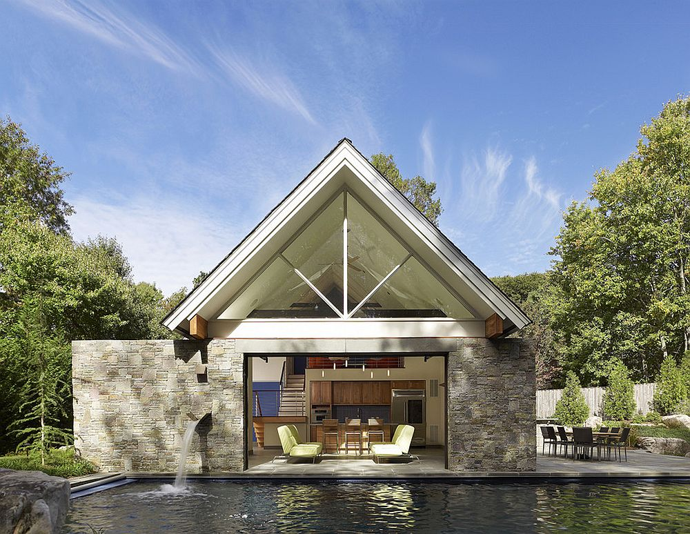 Plan Pool House 25 Pool Houses To Complete Your Dream Backyard Retreat