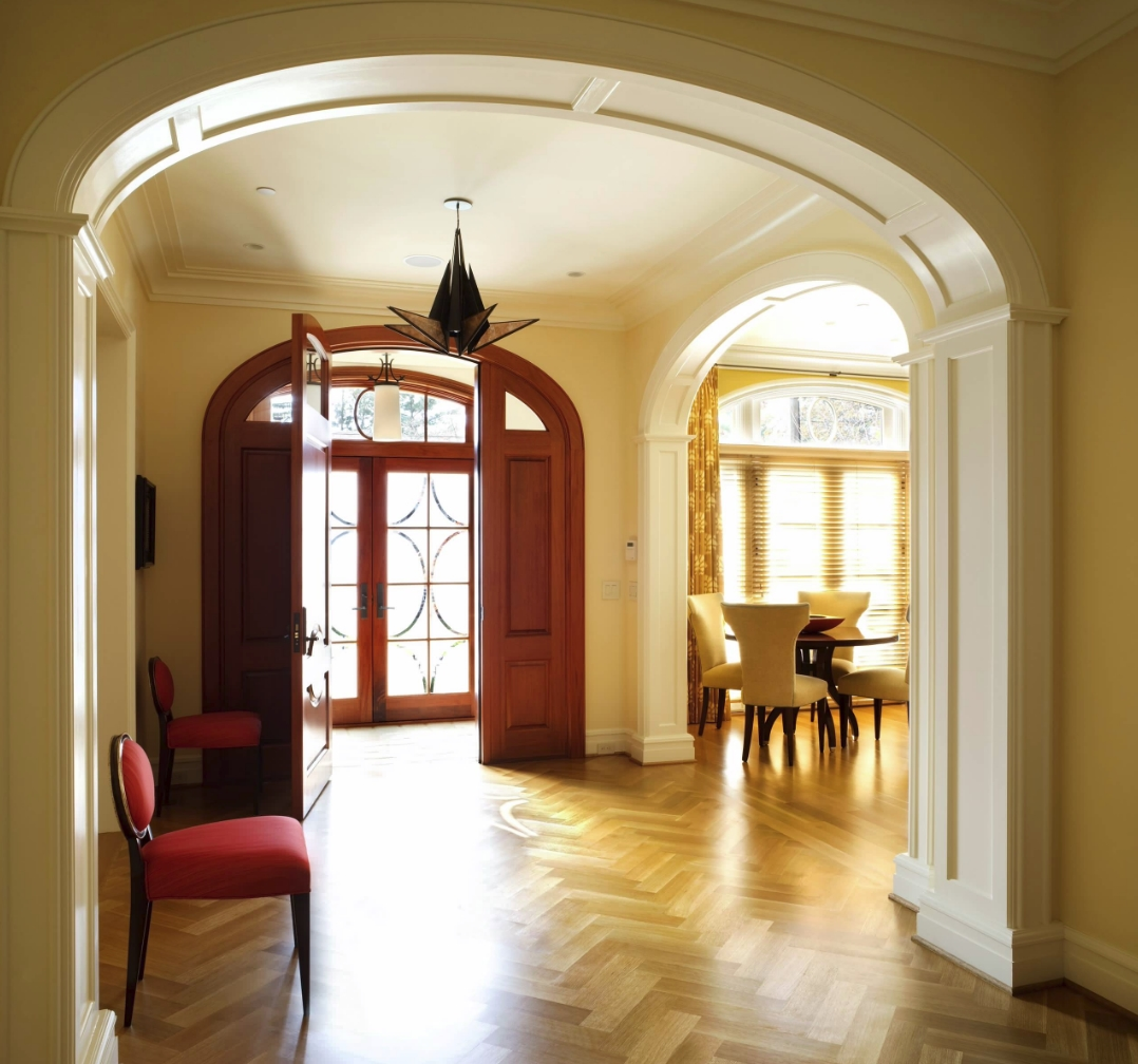 Archway Ideas Interior What Is A Foyer