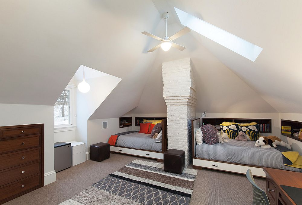 Cool Boys Bedrooms 20 Delightful Kids' Rooms With Skylights