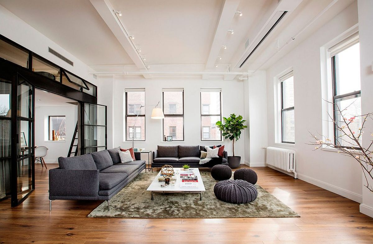 Big Loft East Village Loft This Nyc Apartment Was Once A Small