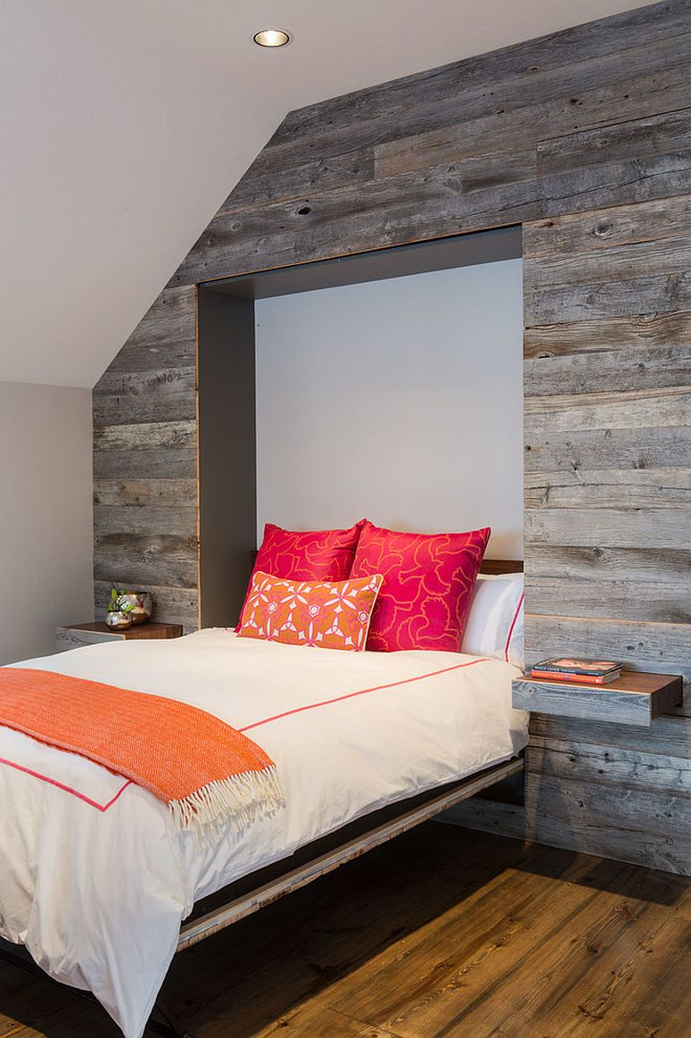 Rustic Walls Interior 25 Awesome Bedrooms With Reclaimed Wood Walls