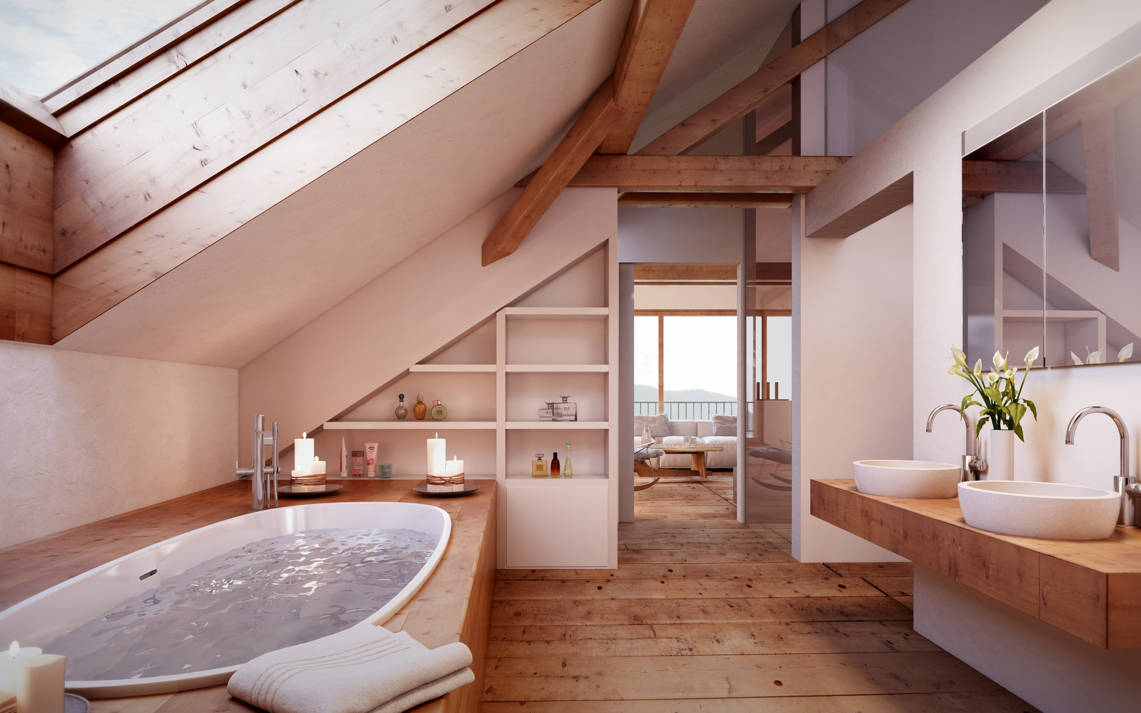 Dachgeschosswohnung Ausbauen Comfortable And Cozy 30 Attic Apartment Inspirations