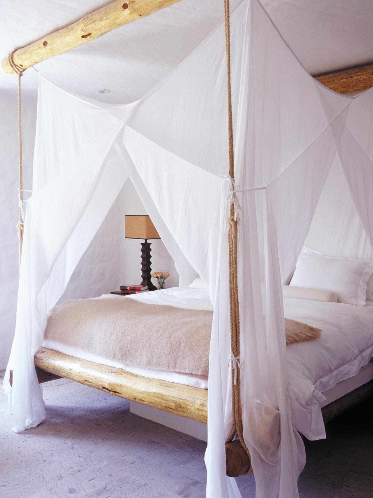 How To Build A Four Poster Bed Bohemian Bedroom Inspiration Four Poster Beds With Boho
