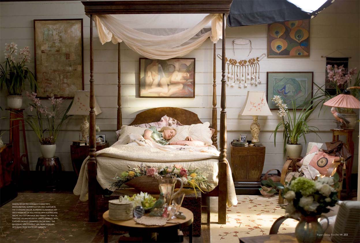 Chambre Boheme Chic Bohemian Bedroom Inspiration Four Poster Beds With Boho