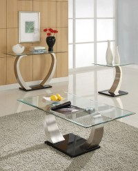 30 Glass Coffee Tables that Bring Transparency to Your ...