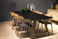 A Natural Upgrade: 25 Wooden Tables to Brighten Your ...