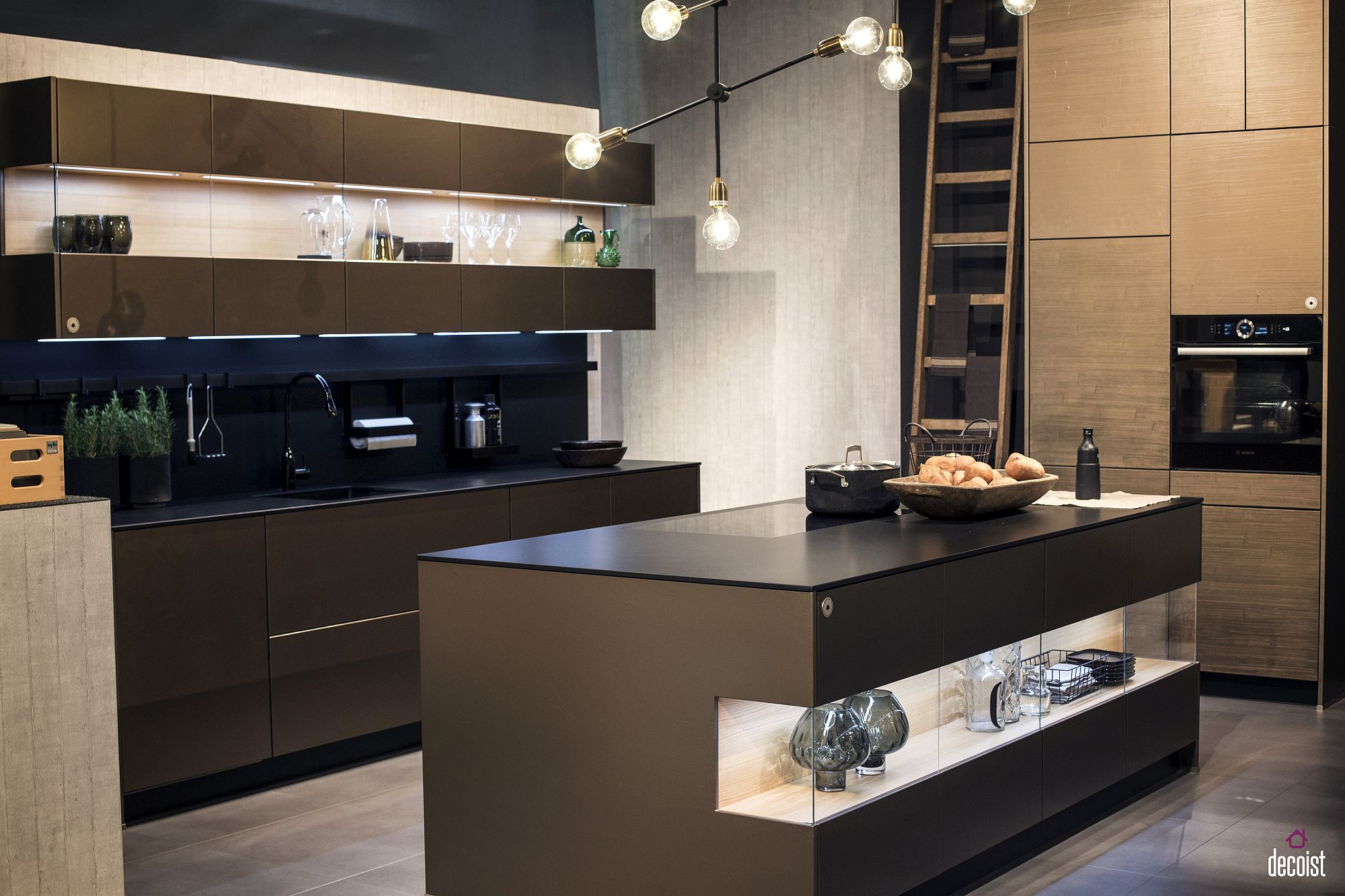 Decorating With Led Strip Lights Kitchens With Energy Efficient Radiance