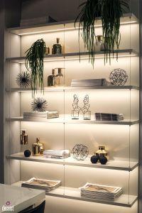 Shelf Lighting Strips   Lighting Ideas