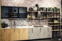 Single-Wall Kitchens: Space-Saving Designs with Functional ...