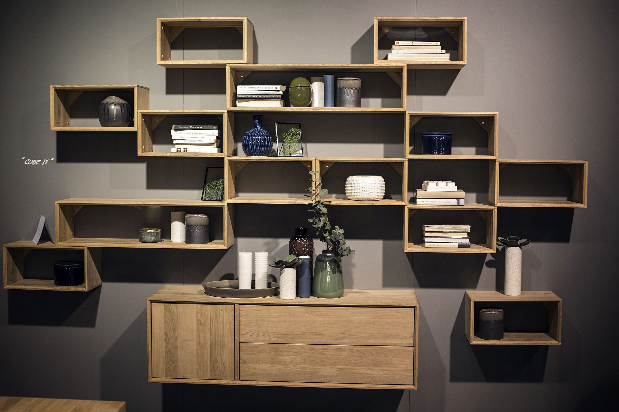 Wall Shelf Design 55 Wall Mounted Open Shelves Offering Space Savvy Modularity