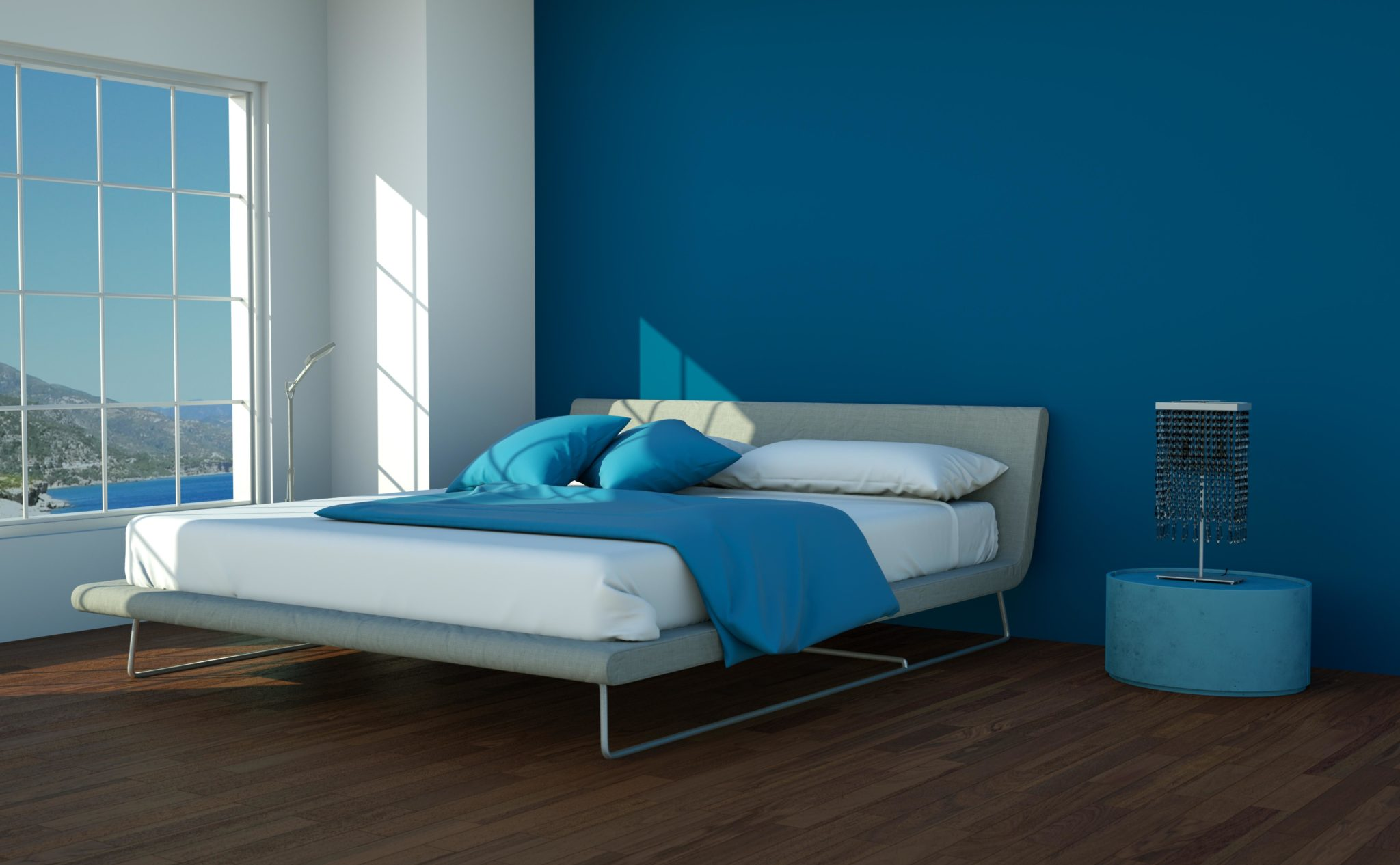 Pictures Of Blue Bedrooms Moody Interior Breathtaking Bedrooms In Shades Of Blue