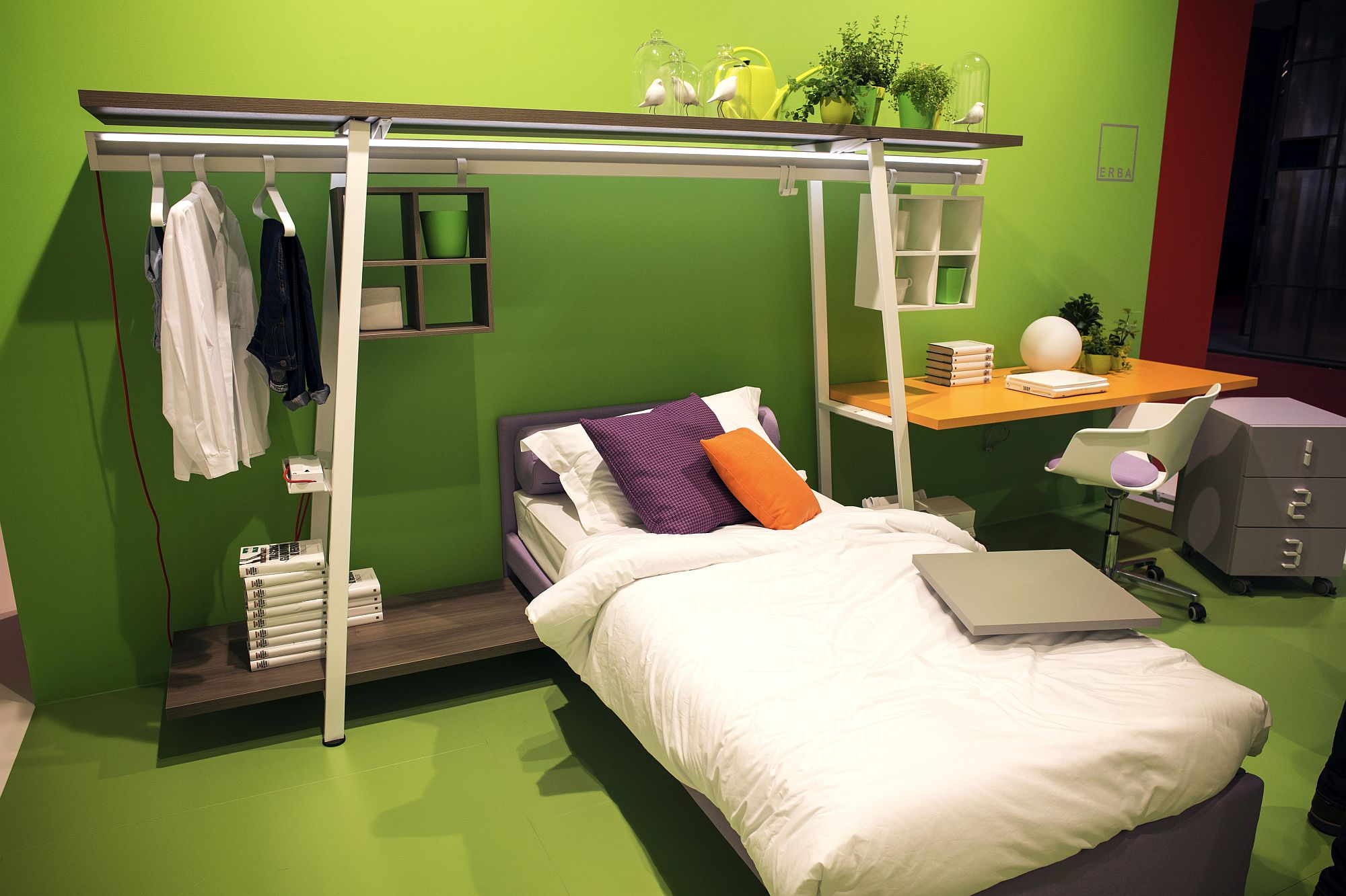 Smart Beds For Small Rooms An Organized Wardrobe 15 Space Savvy And Stylish Closet Ideas