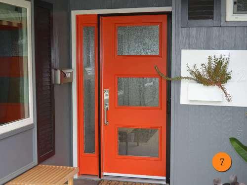 Medium Of Modern Exterior Doors