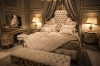 Gold, Glitter and Endless Luxury: 15 Opulent Bedrooms from