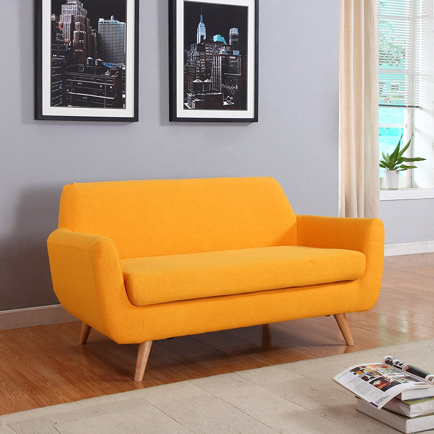Gelbe Möbel Yellow Sofa: A Sunshine Piece For Your Living Room!