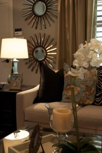 30 Exceptional Ideas for Decorating with a Sunburst Mirror