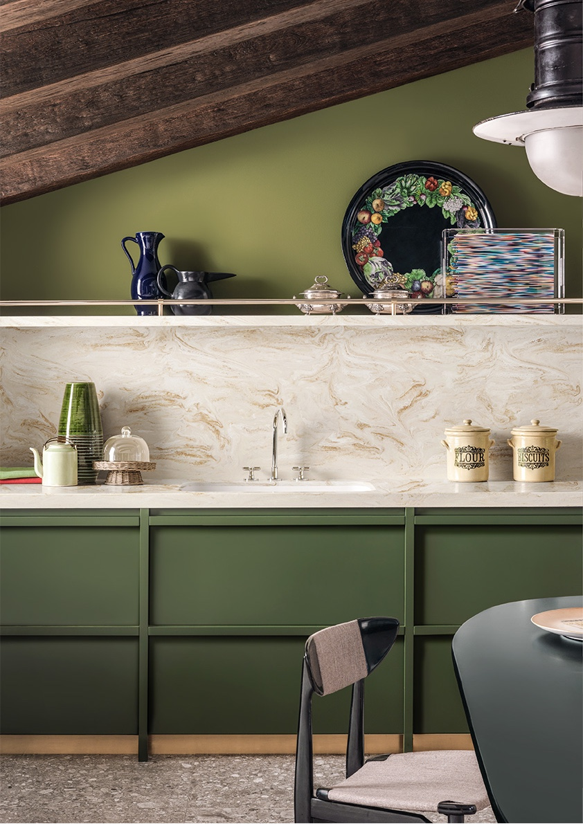 White Concrete Countertop Corian® Celebrates Fifty Years With Concrete, Onyx And Prima