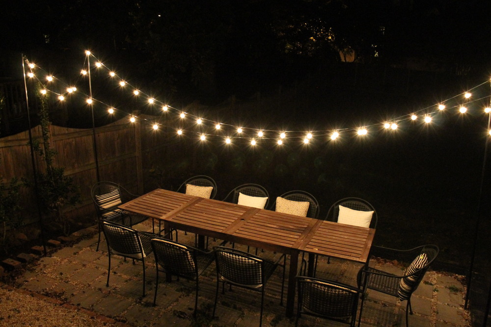 Fall String Lights Wallpaper Weddings 30 Ways To Create A Romantic Ambiance With String Lights