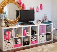 11 Space-Saving DIY Kids Room Storage Ideas that Help ...