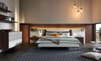 Cozy Contemporary Bedrooms with Matching Wardrobes and Dcor