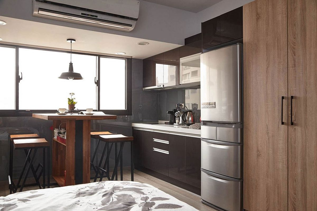 Kitchens For Small Space 50 Tiny Apartment Kitchens That Excel At Maximizing Small Spaces