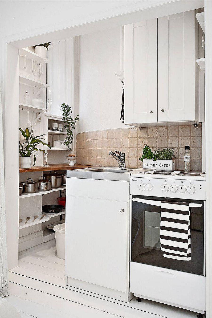 Fullsize Of Tiny Apartment Kitchens