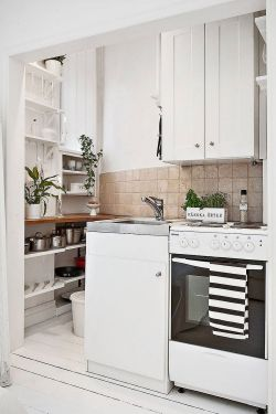Small Of Tiny Apartment Kitchens